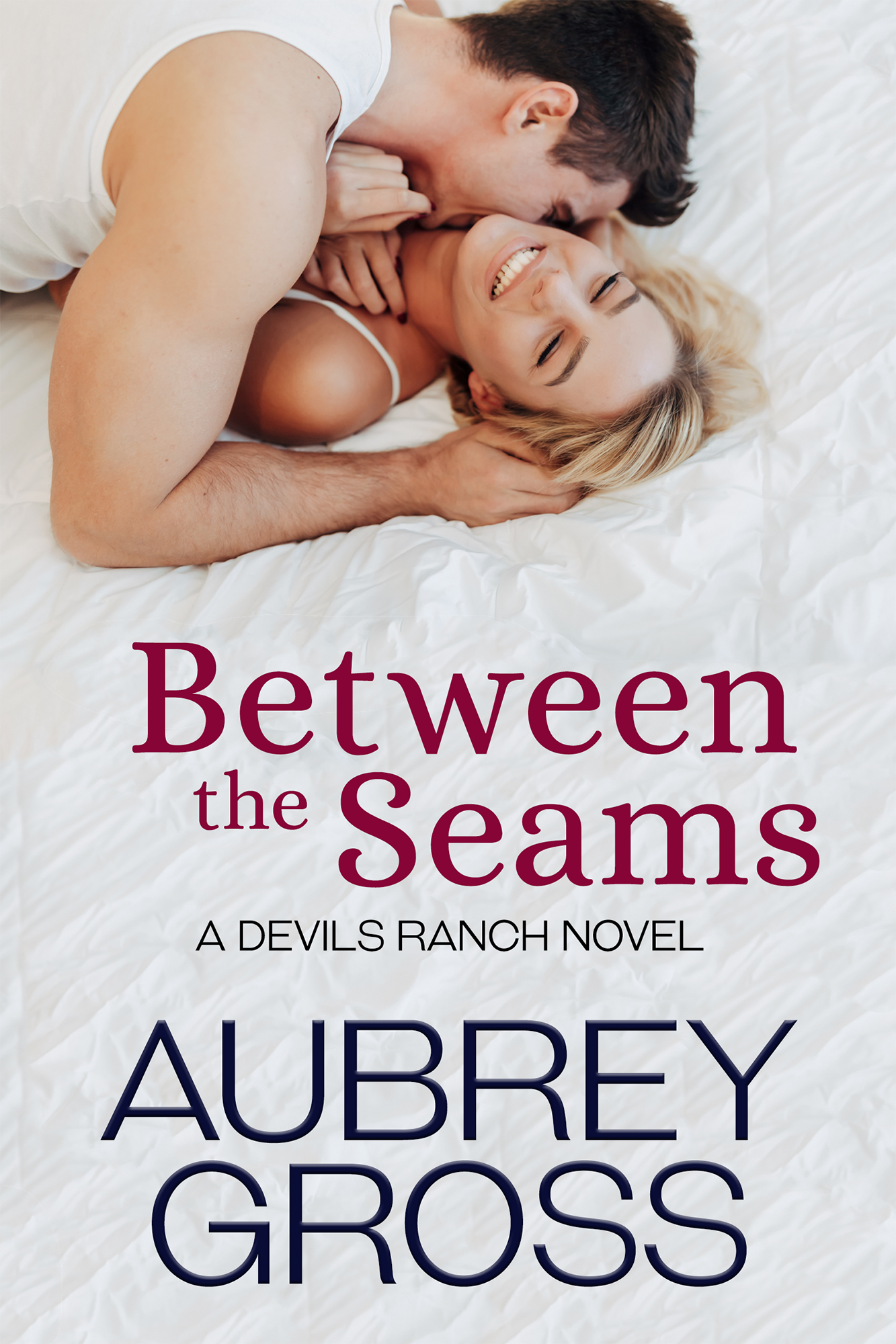 cover of between the seams