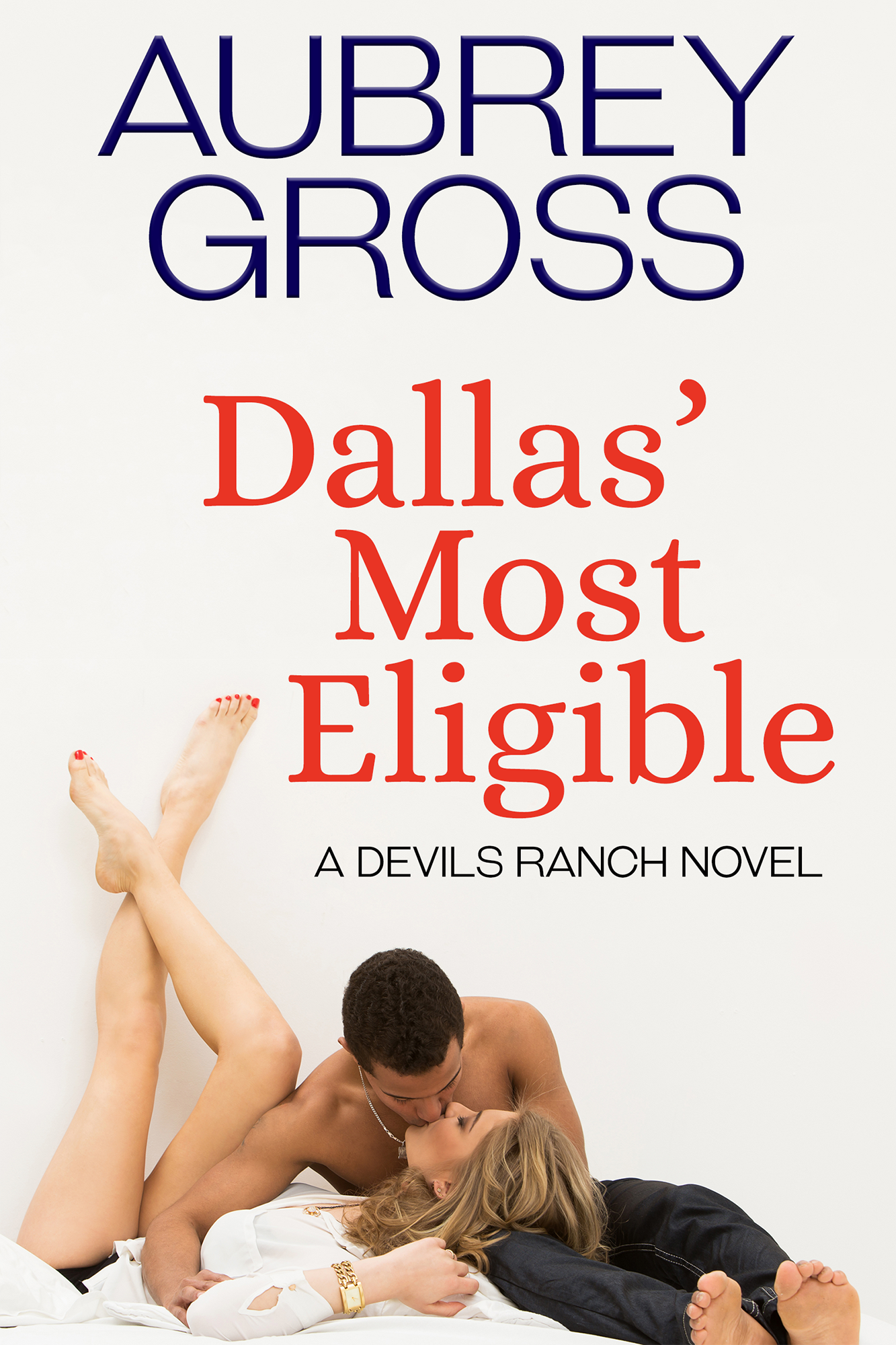 cover of Dallas' most eligible