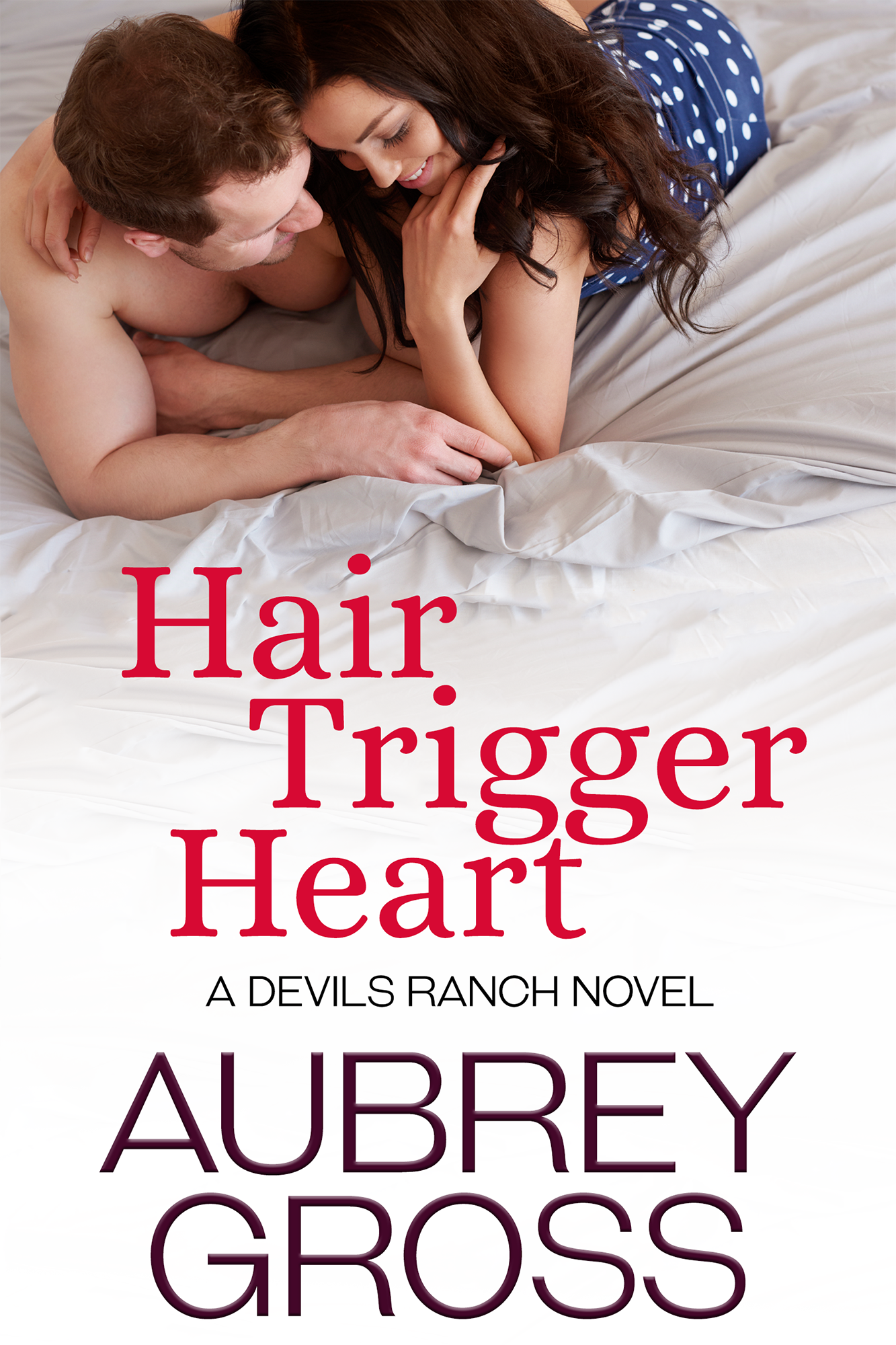cover of hair trigger heart
